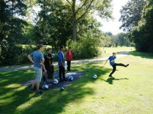 (voetbal)teamuitje 2