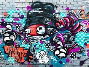 Abel Activiteiten Graffiti